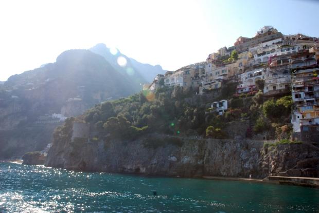 The Amalfi Coast, where I traveled several weeks ago. I belong here, too.